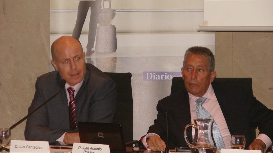 Luis Santacreu, exdirector del 112 Canarias