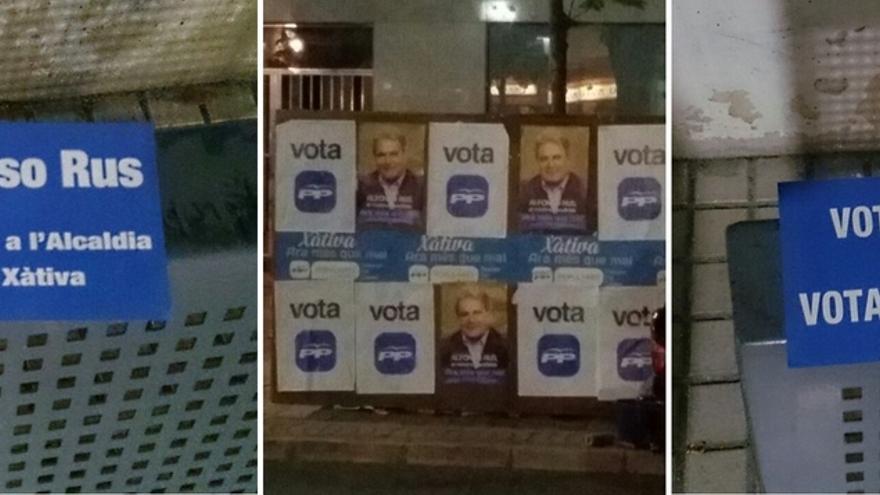 En Xàtiva (Valencia), Rus pasa de mayoría absoluta a ser la tercera fuerza tras PSPV y EUPV