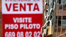 El stock de viviendas sin vender supera las 700.000 /Foto: Efe