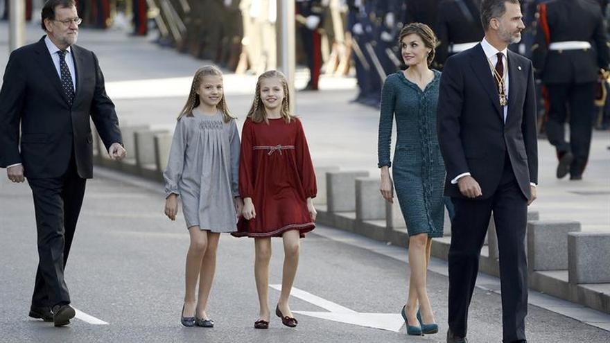 El Rey ratifica su compromiso con España, con los ciudadanos y la democracia