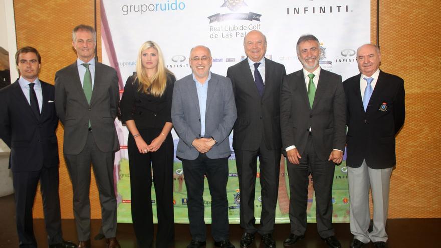 El real Club de Golf de Las Palmas fue fundado en 1891.