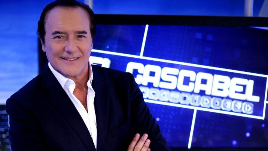 Antonio Jiménez, presentador de 'El Cascabel'