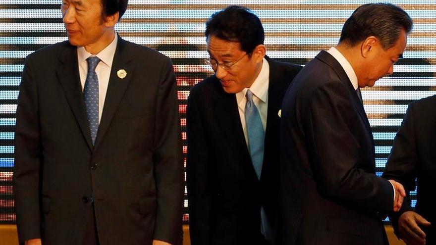 Aplazan la cumbre entre Tokio, Pekín y Seúl por el escándalo de la presidenta Park