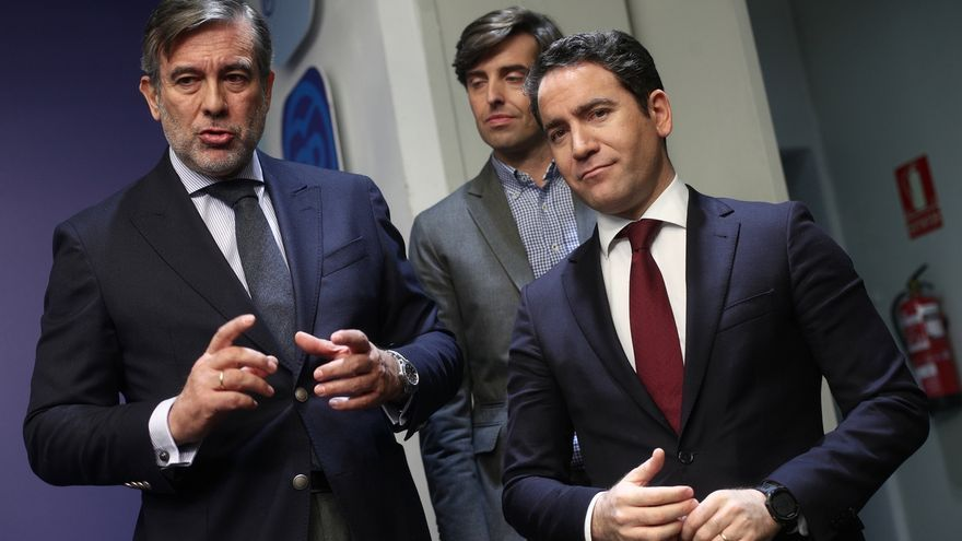 """El PP dice que Sánchez impulsa la """"reforma Junqueras"""" para """"amnistiarle"""", devolverle su escaño y poder aprobar los PGE"""