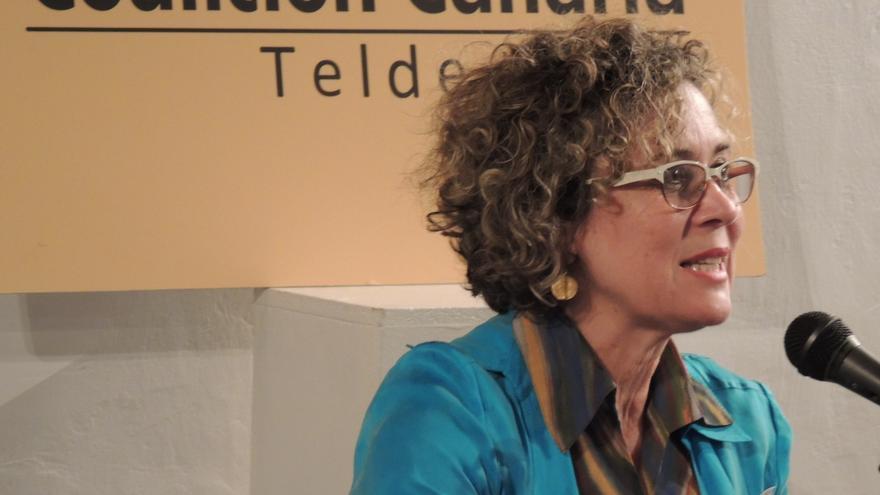 María del Mar Julios hablar sobre la ley de renovación turística