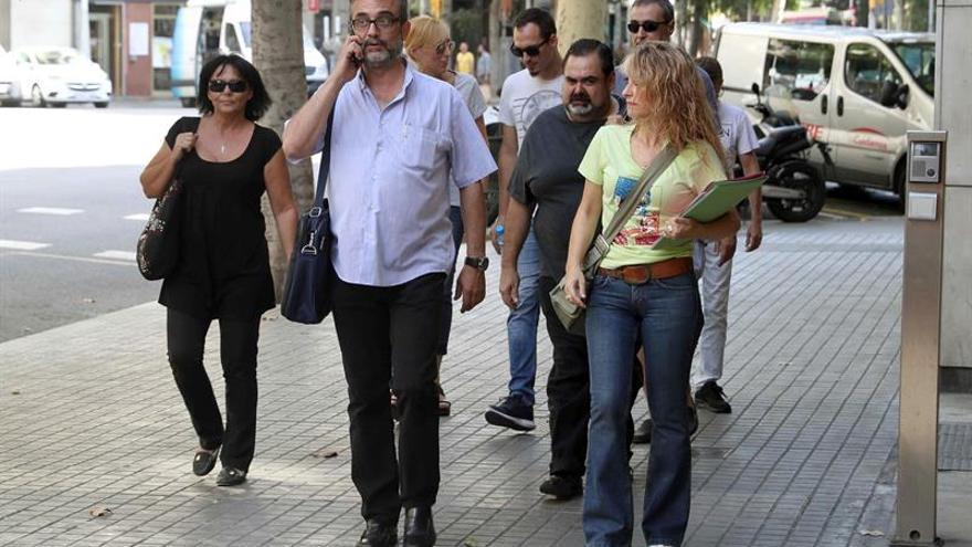 El comité de Eulen critica la politización del conflicto de El Prat