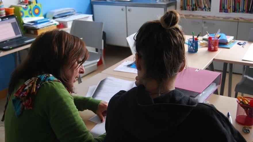 El Aula Escolar del HUC es un espacio para los niños y niñas de edades comprendidas entre los 3 y 16 años