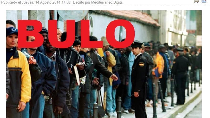 No, rumanos, ecuatorianos y marroquíes no consumen 7 de cada 10 euros de la sanidad pública