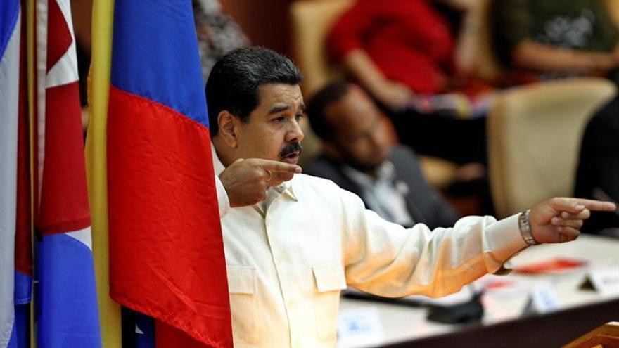 """Detenidos más de 30 """"violentos terroristas"""" con planes de asalto, dice Maduro"""