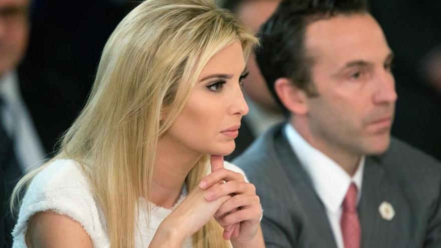 Ivanka Trump tendrá una oficina en la Casa Blanca