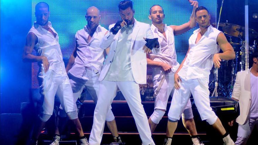 Ricky Martin deslumbra con sus éxitos en un exclusivo show en Punta del Este