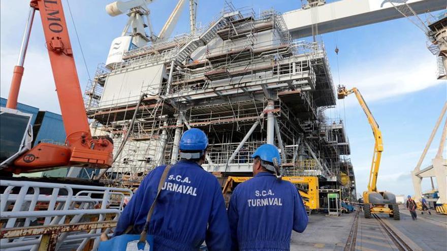 El Tribunal de la UE anula la decisión de la devolución de las ayudas al sector naval español