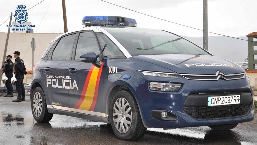 Unidad de la Policía Nacional