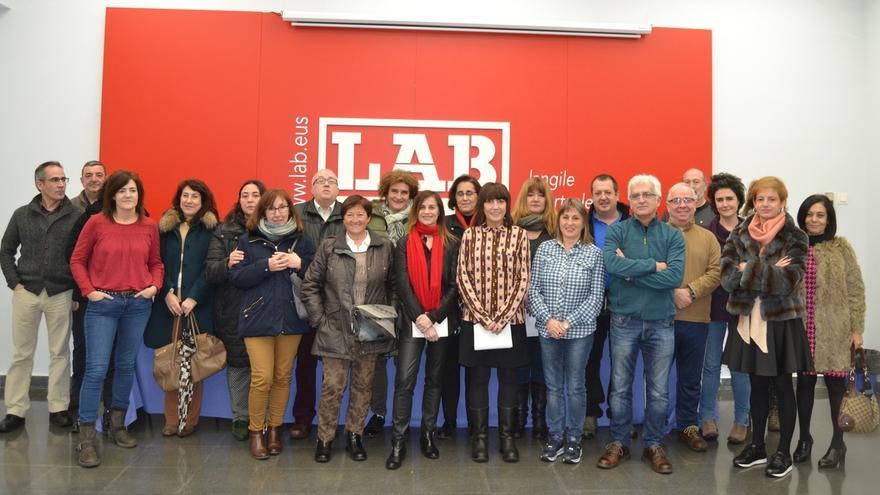 """LAB acusa al Gobierno Vasco de """"condenar a la precariedad"""" a trabajadores del Eustat con su política de privatizaciones"""