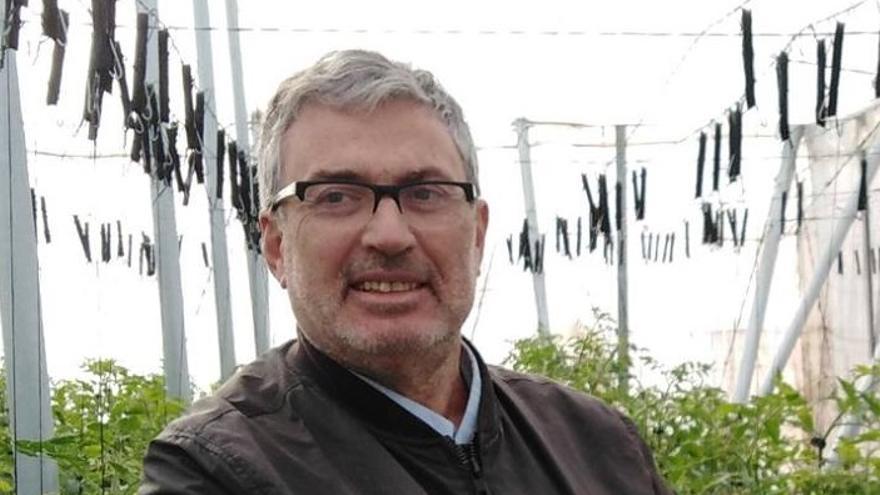 Íñigo Más, periodista y colaborador de eldiario.es Andalucía en la provincia de Almería.