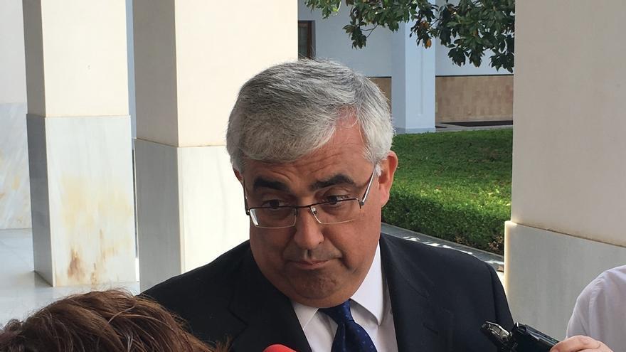 """Arellano prefiere no """"especular"""" sobre si la citación como investigado  puede afectar al pacto PSOE y C's"""
