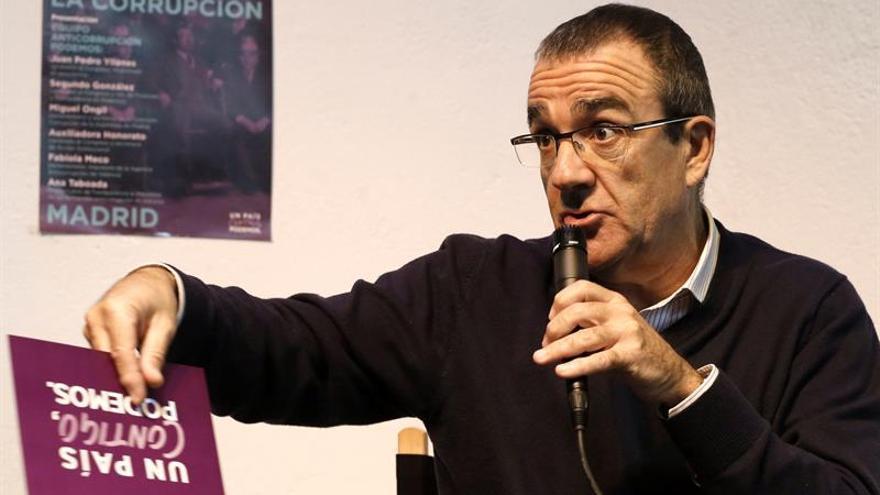 El juez Yllanes (Podemos) pide dimisión de eurodiputada del PP Rosa Estarás