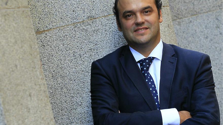 El economista José Carlos Díez. / Marta Jara