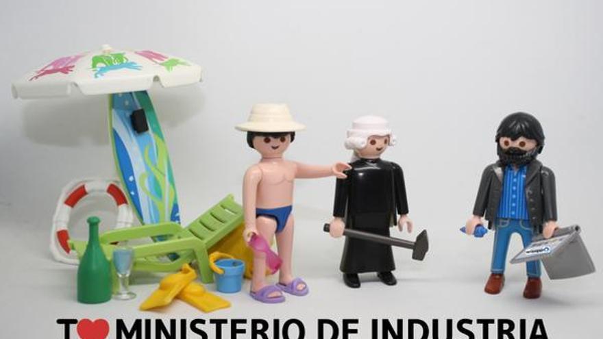 I love Ministerio de industria