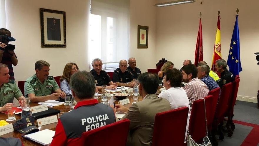 Más de 3.400 policías velarán por la seguridad de los ciudadanos en las fiestas de San Fermín