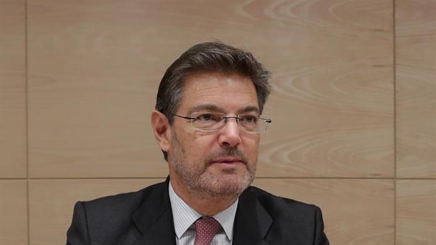 Facua pide la dimisión de Catalá por fallos en la seguridad en LexNet