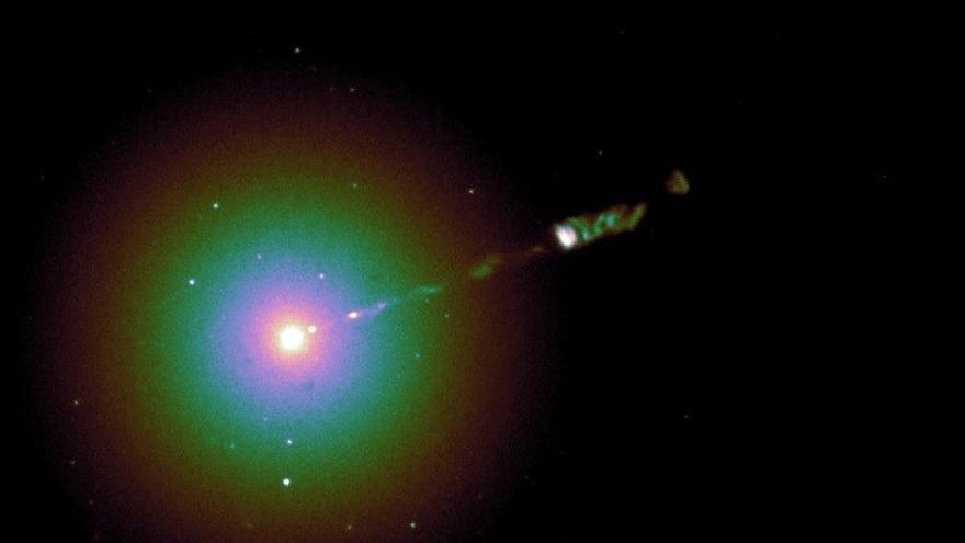 El trabajo se ha publicado en la revista 'Monthly Notices of the Royal Astronomical Society'