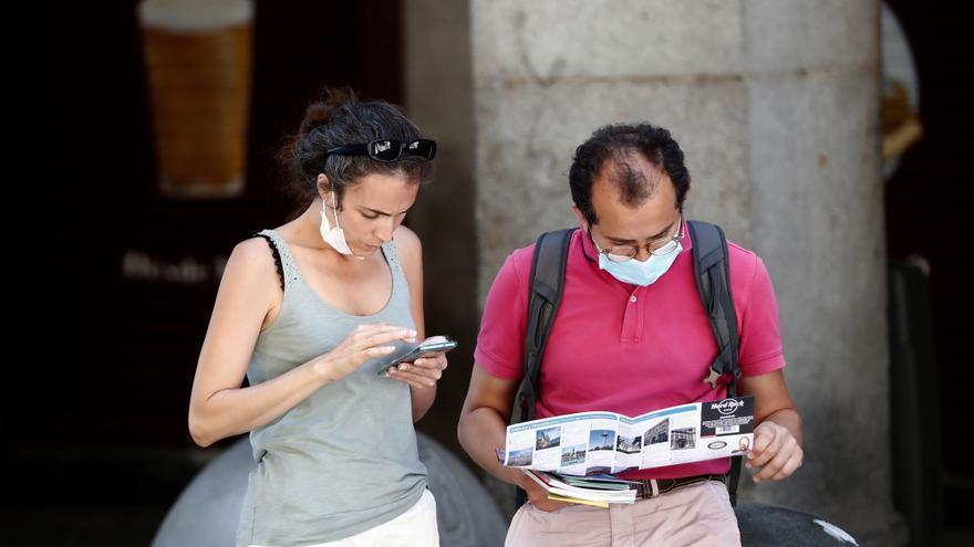 La incertidumbre máxima anula la actividad turística de Madrid, según las agencias
