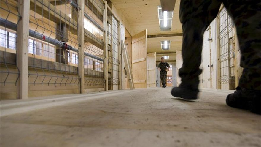 Un 4 por ciento de los reos estadounidenses denuncian abusos sexuales en prisión