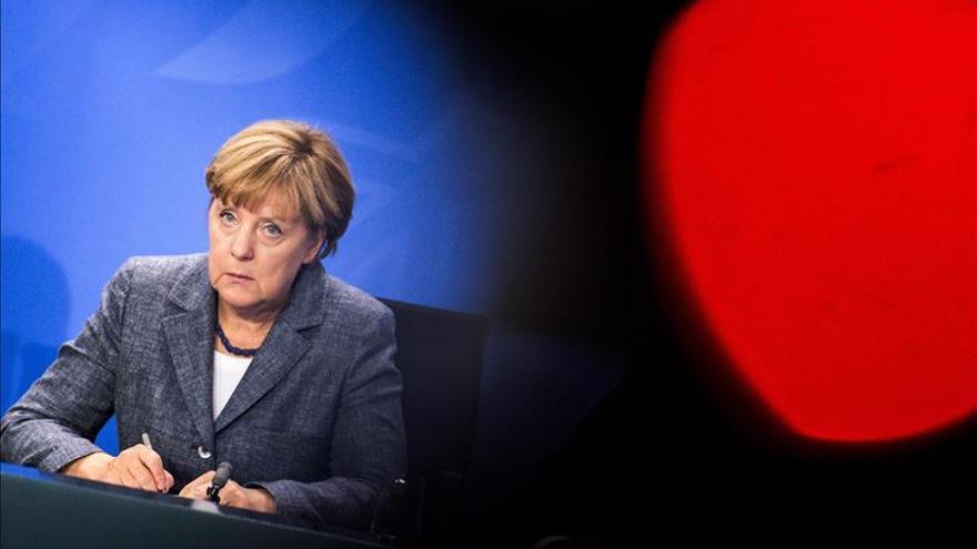Merkel dice que la integración de los refugiados es una tarea a largo plazo