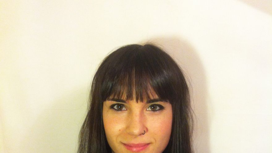 Sara Muñoyerro, estudiante del Máster en Comunicación con Fines Sociales de la UVA