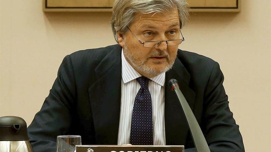 """Méndez de Vigo: Hay una oportunidad """"sin precedentes"""" para el pacto educativo"""