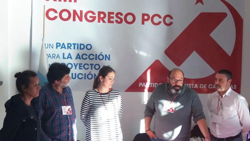 XIII Congreso del PPC. (Cedida a CA).