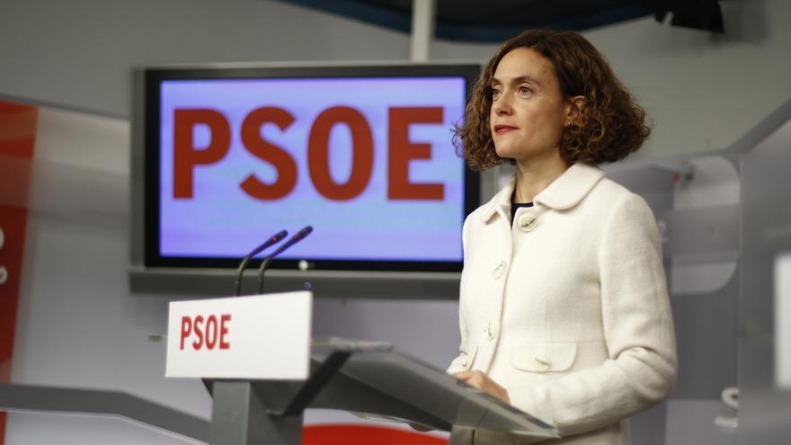 PSOE mantendrá su propuesta de reforma constitucional aunque Mas adelante elecciones, porque el problema seguirá