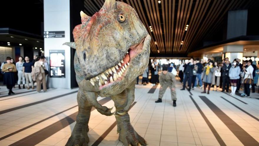 Los primeros parientes de los dinosaurios eran cuadrúpedos, según un estudio