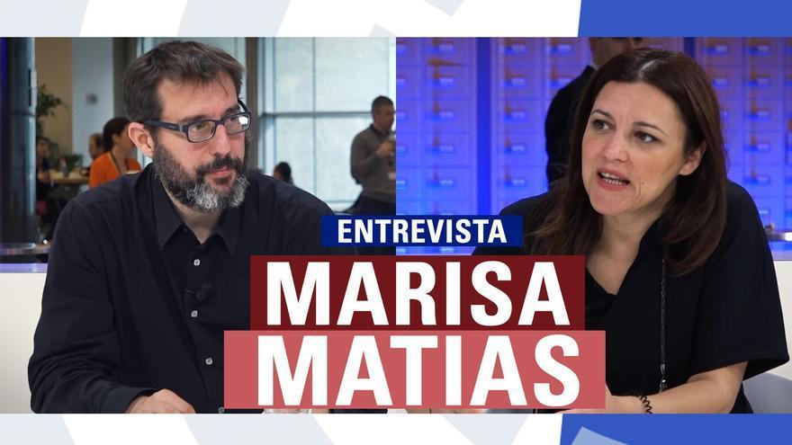 Conexión Bruselas con la eurodiputada Marisa Matias.