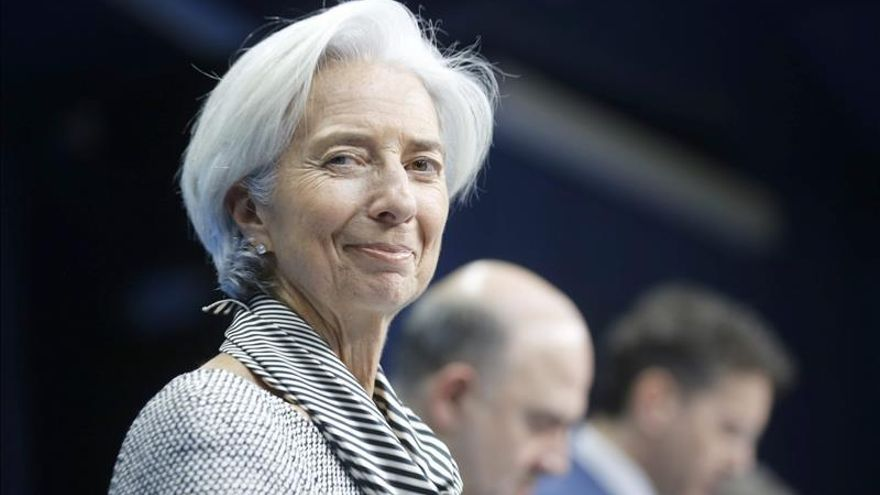 Christine Lagarde viaja la próxima semana a India y China