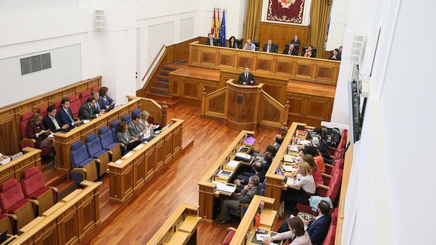 Debate sobre el Estado de la Región / Cortes de Castilla-La Mancha