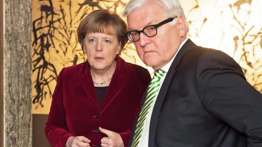 Berlín anuncia una cumbre en Minsk el miércoles para buscar la paz en Ucrania