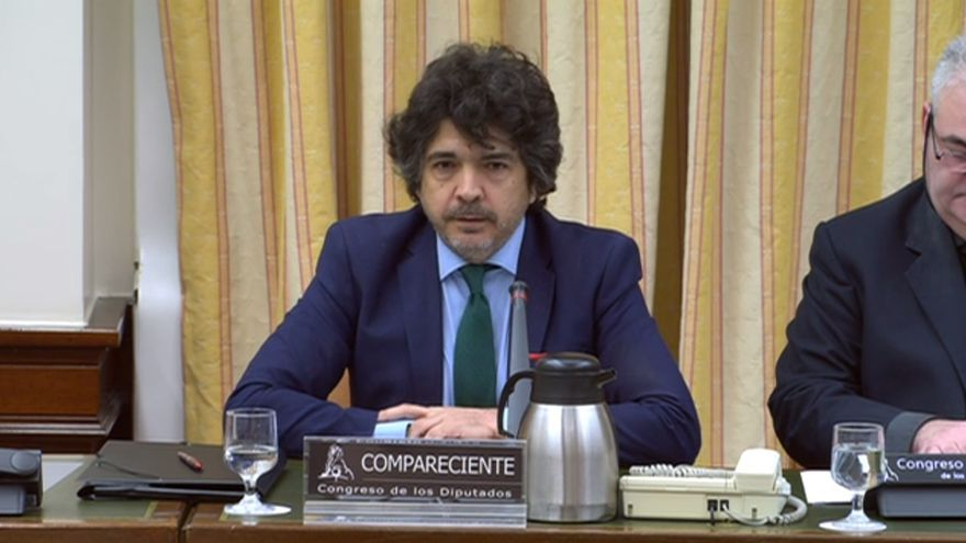 Mario Garcés, subsecretario de Fomento con el PP