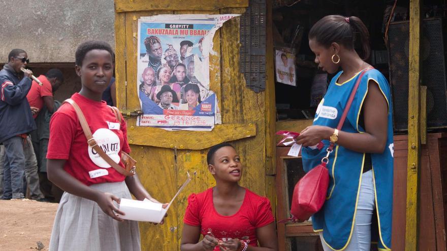 Reproductive Health Uganda ofrece cada año más de dos millones de servicios reproductivos / Imagen: RHU
