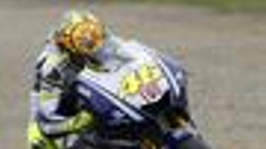 """Rossi: """"En Sepang intentaré cerrar el campeonato"""""""