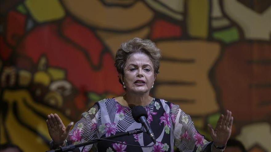 Rousseff recibe cartas del embajador de Indonesia tras polémicos fusilamientos
