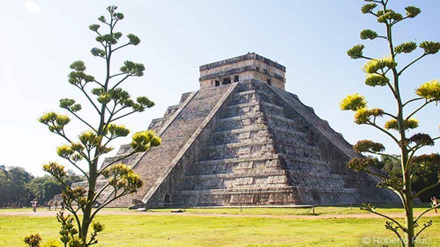 Yacimiento maya de Chichén Itzá