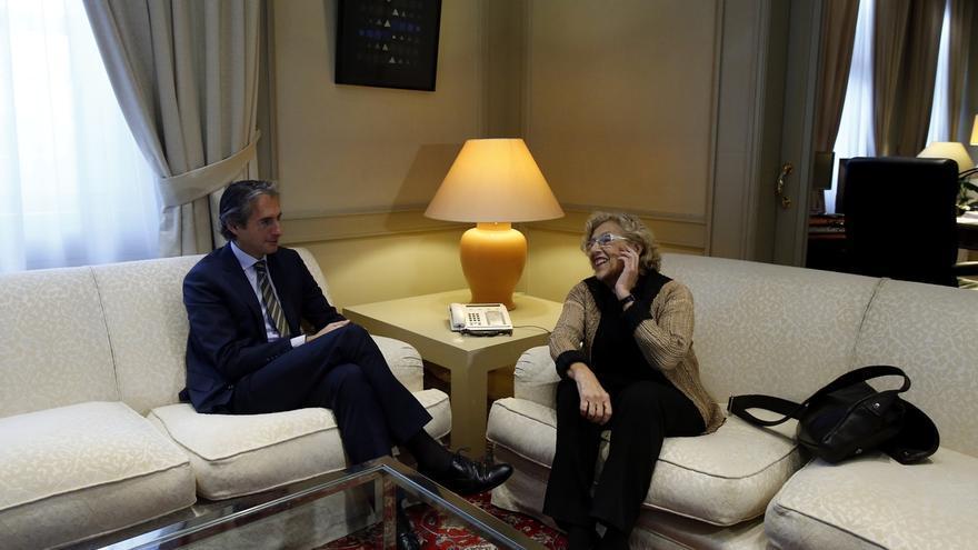 De la Serna anuncia la constitución de una comisión para desatascar la Operación Chamartín de Madrid