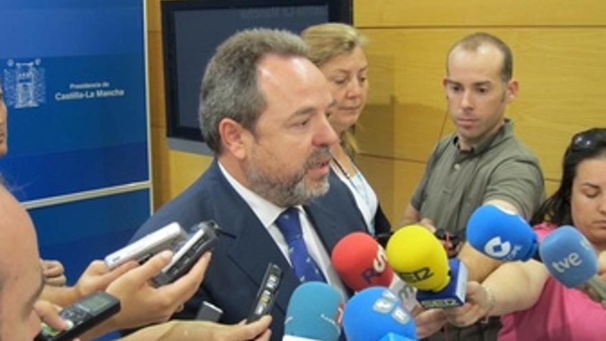 Consejero De Presidencia Y Administraciones Públicas De Castilla-La Mancha, Jesú