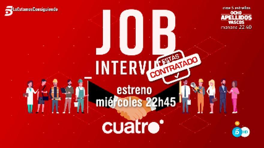 Imagen promocional de 'Job Interview'