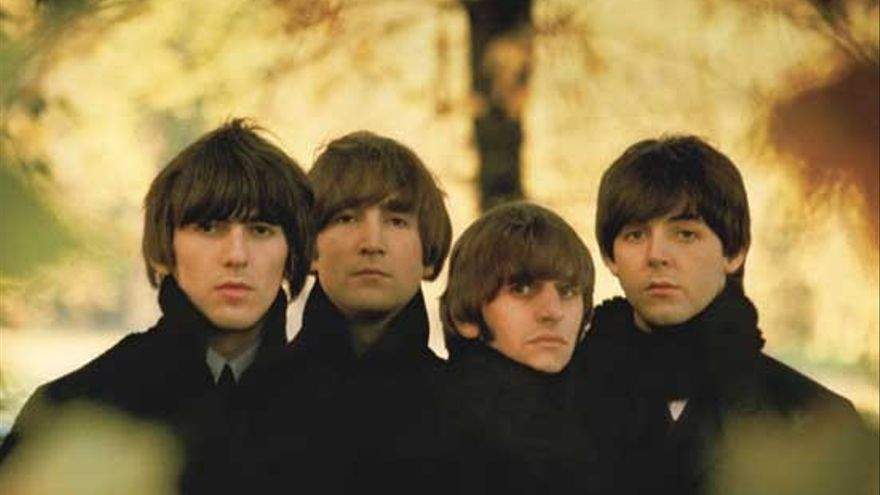 Portada Beatles for Sale