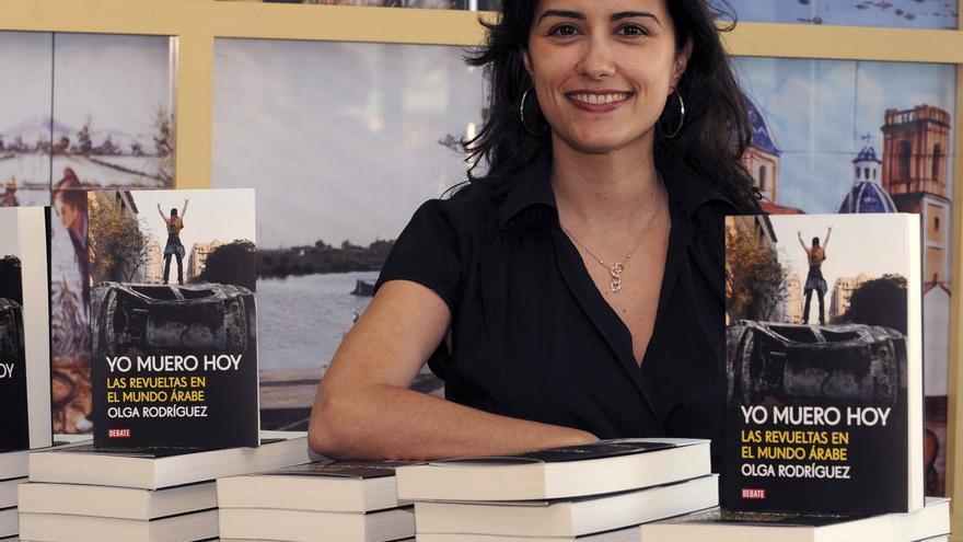 La periodista Olga Rodríguez / J.Casares/EFE/lafototeca.com