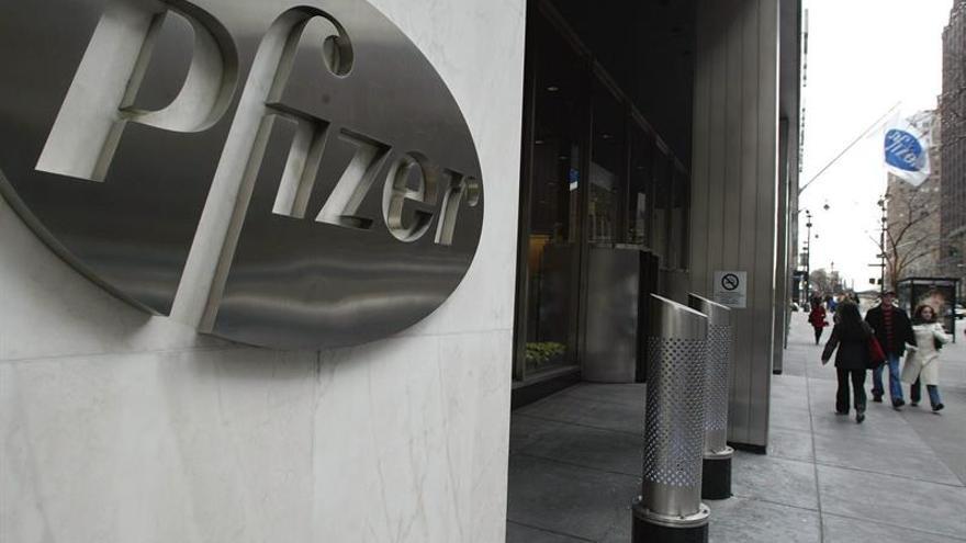 Pfizer y Glaxo pactan una joint venture que prevé ser líder de medicinas libres