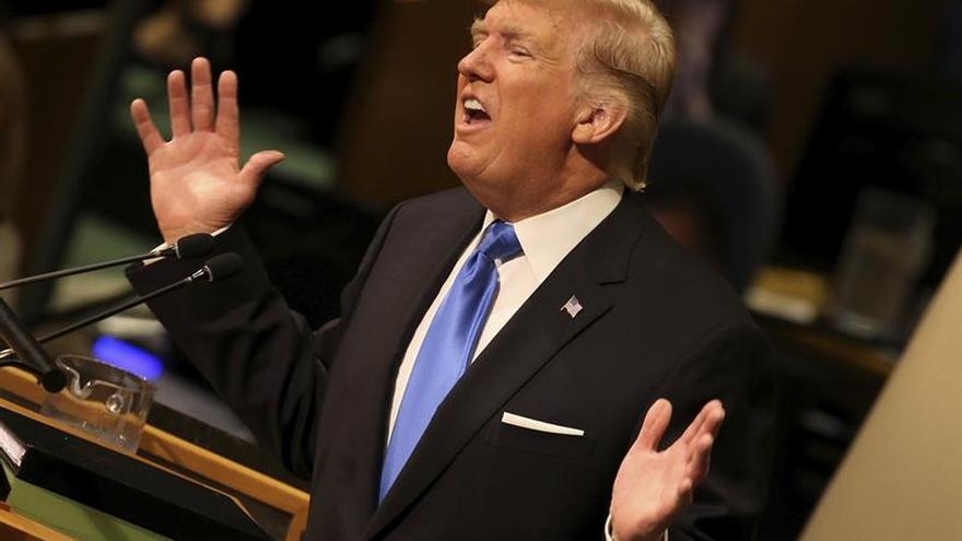 Trump anuncia más sanciones para restringir el comercio con Corea del Norte